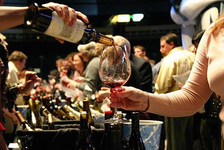 The Etiquette of Wine Tasting