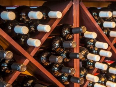 Why You Need to Store Wine on Its Side