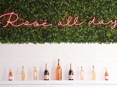 The Rise of the Rosé