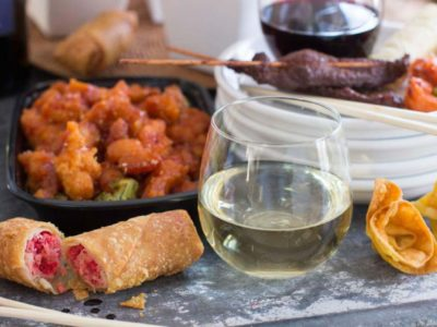 Match your Wine to your Favorite Takeaway