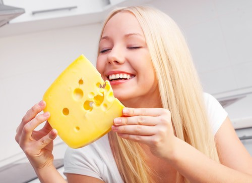 Cheese-eating