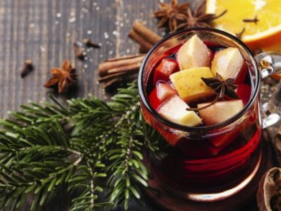 Tis the Season to be Jolly: Fa-La-Fall in Love with Mulled Wine