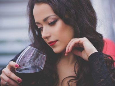 Could Wine Be the Secret to Perfect Hair?