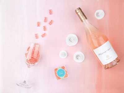 """We Say """"Yes Way, Rosé"""" to Rosé Infused Gummy Bears"""