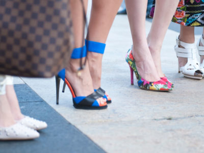 Sole Serum Salvation: Heels For Days by Carolyn Paine