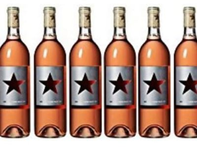 Wine Review: Purple Star Rose