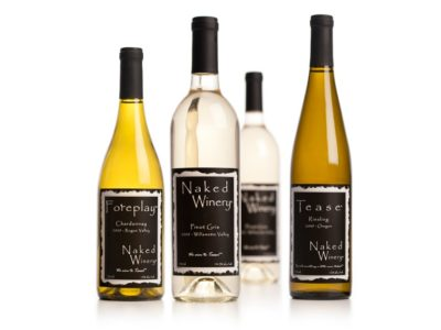 Wine Review: Naked Winery Pinot Gris