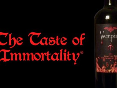 Wine Review: Vampire Red Winemakers Blend