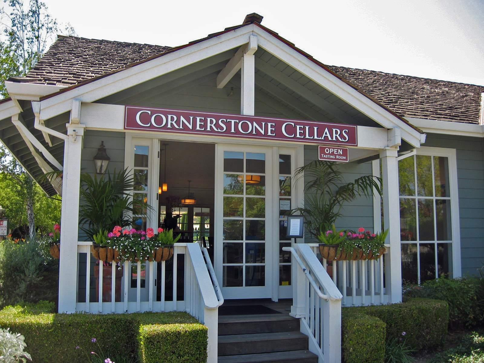 Cornerstone Cellars Syrah Rosé