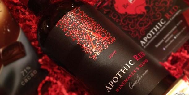 Apothic California Red