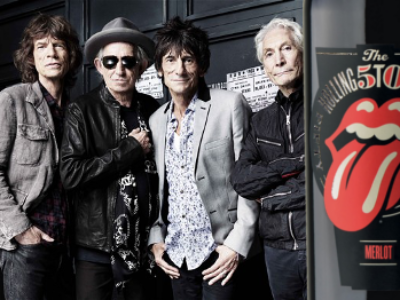 Rolling Stones Forty Licks Merlot Wine Review