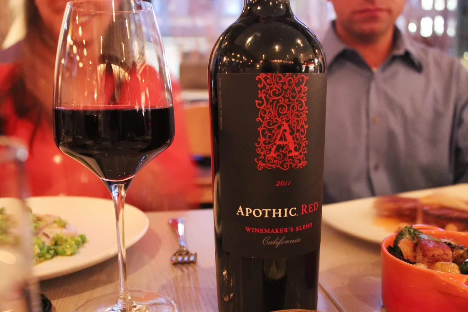 Apothic Red Wine The Perfect Go To Bottle I Love Wine