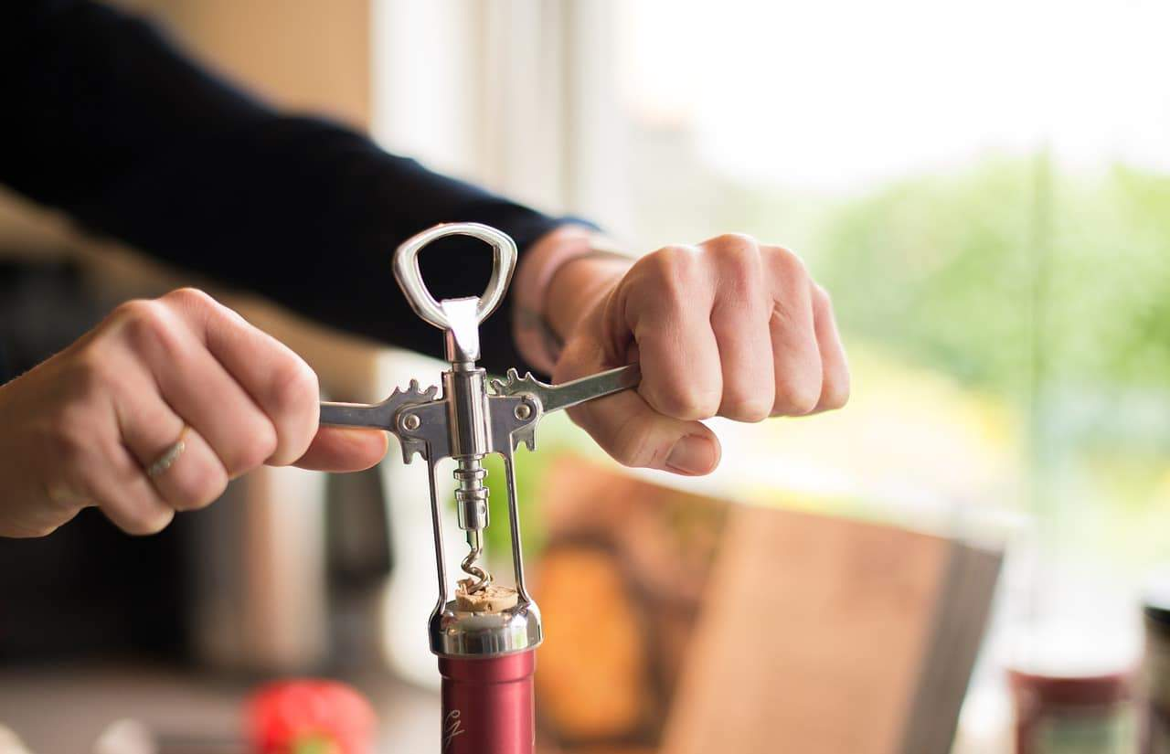 Wine Bottle Openers - corkscrew