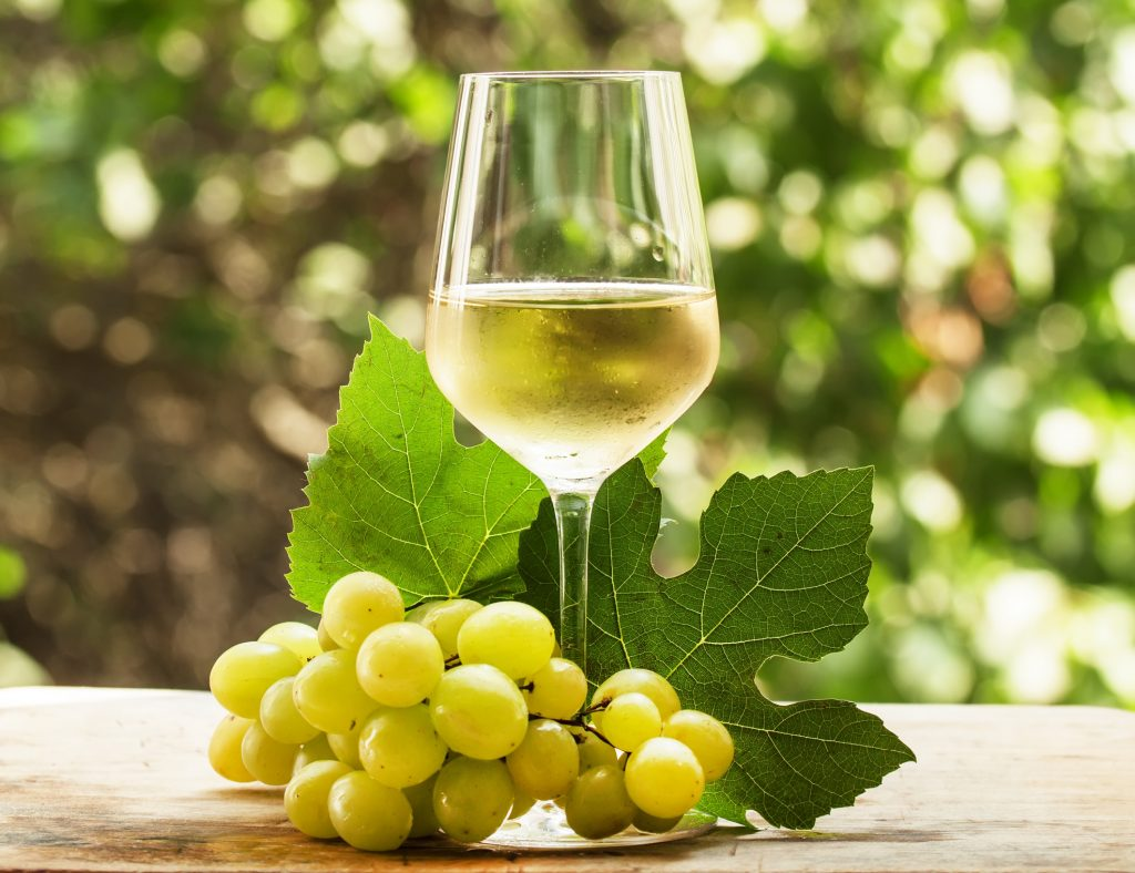 Sweet White Wines