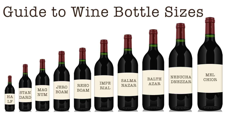 Wine glasses size guide | www. Miifotos. Com.
