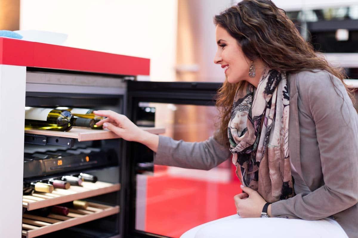 Wine Cooler Refrigerators - Wine Refrigerators