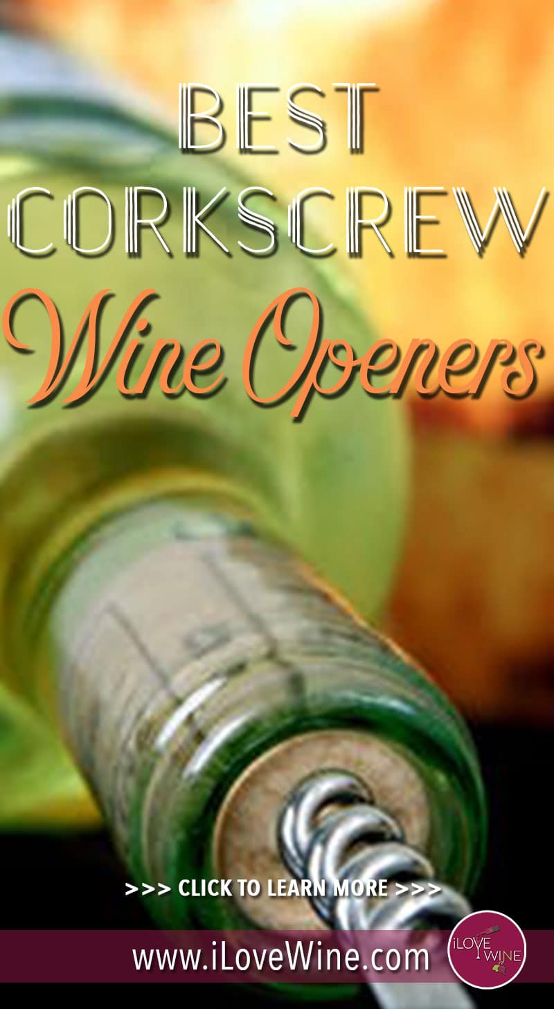 Removing the cork from a wine bottle can, at times, be difficult. If you don't keep the worm (corkscrew) straight, you can ruin the cork, making it impossible to get it out. Click to learn more about wine corkscrew openers! Love wine | Wine Openers | Corkscrew Opener | #lovewine #wine #corkscrew