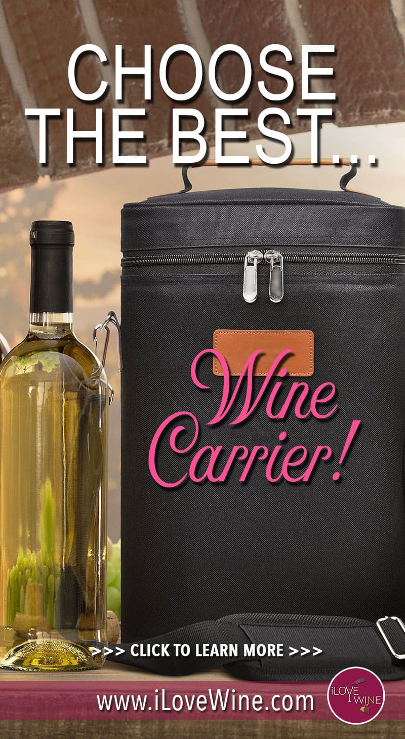 A good wine bottle carrier will protect your bottle, make light work for your hands and also keep it insulated so that it can be enjoyed at the best temperature. Click to learn more! Love wine | Wine Carrier | Wine Storage | Wine Tote | Wine Bag #lovewine #wine #winecarriers