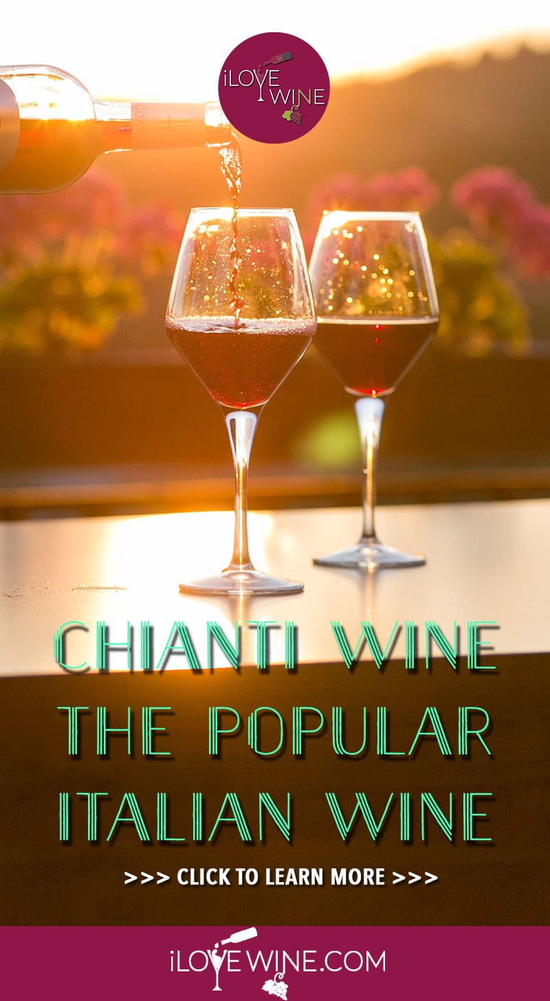 Italians have two very essential things in their cooking and diet: extra virgin olive oil and Chianti wine. Click to learn more about Chianti wine! Love wine | Chianti Wine | #lovewine #wine #Chiantiwine