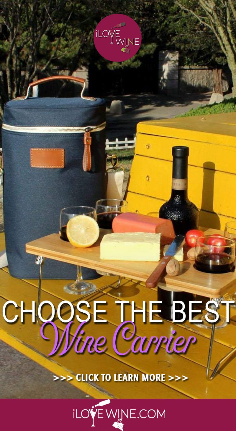 Wine lovers don't need to break the bank for a great wine carrier. In this guide, we've narrowed down the best of the best and put together our top 5 wine bags with full reviews. Click to learn more! Love wine | Wine Carrier | Wine Storage | Wine Tote | Wine Bag #lovewine #wine #winecarriers
