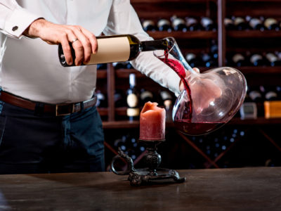Best Wine Decanters with Preservers: The Top 5 Reviews & Buyer's Guide 2018