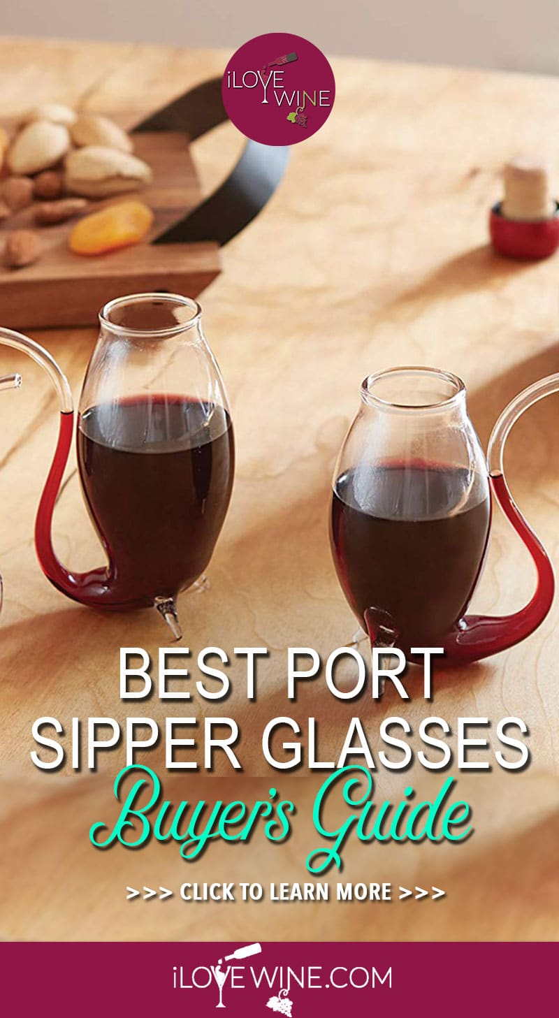 If you haven't heard or seen a port sipper before, they look similar to a glass tobacco pipe. The stem of the tube comes off of the glass and creates a straw-like effect. You then sip the port from the stem of the glass. Click to learn more! Love wine   Wine Glass   Wine Glasses   Port Sipper Glass   Port Sipper Wine Glass #lovewine #wine #portsipperglass