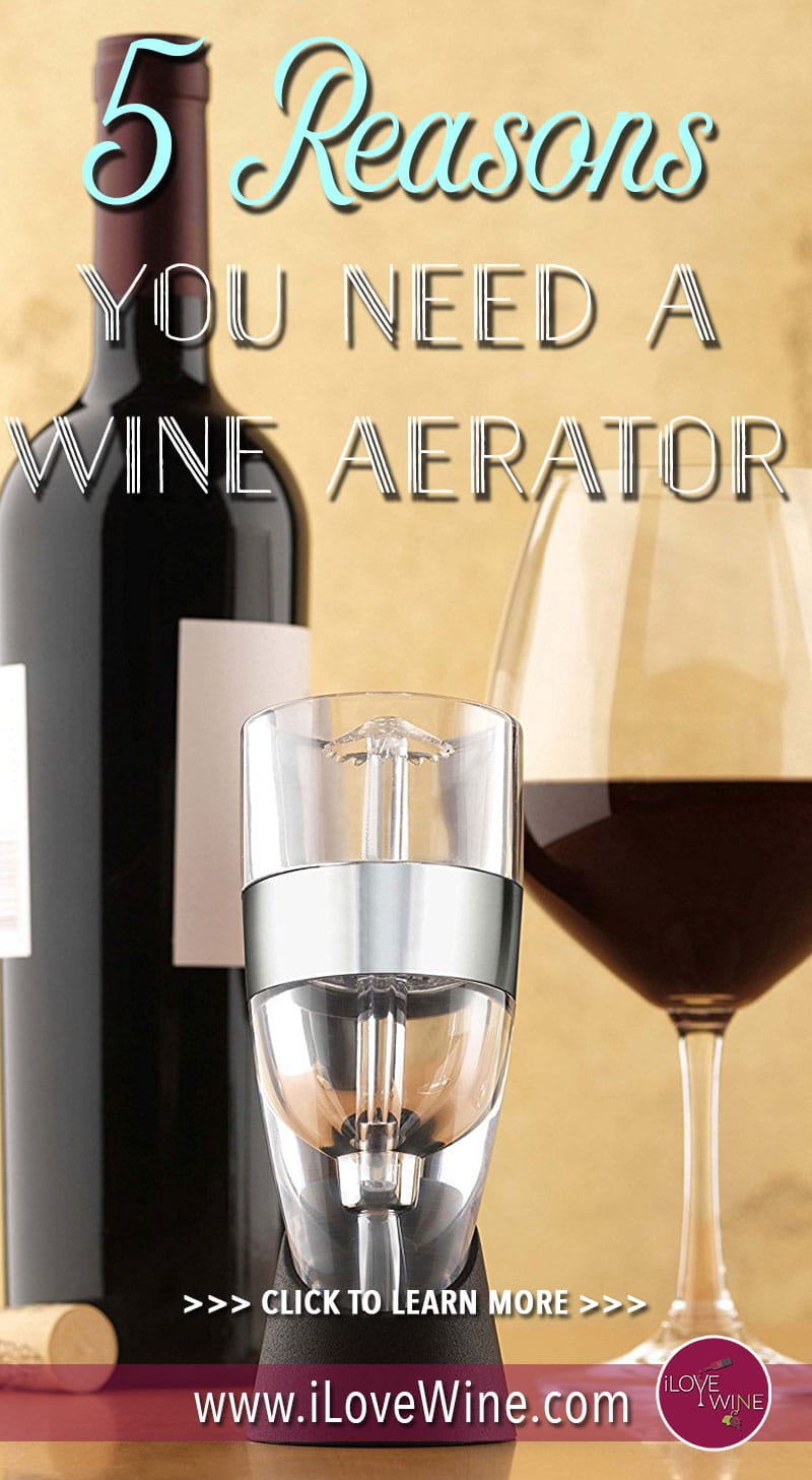 You may have noticed that fancy restaurants prefer to open your red wine and leave it to aerate or 'breathe' for a while before pouring your glass, or that you are encouraged to swirl your wine glass when tasting a new bottle for the first time. Click to learn more about Wine Aerators. Love wine | Wine Aerator | Wine Aerators | #lovewine #wine #wineaerators