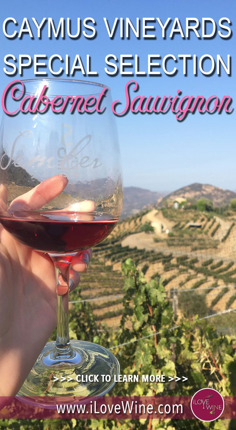 The Wagner family behind Caymus have focused on doing one thing and one thing well, and that is growing Napa Valley's, if not America's, highest quality Cabernet Sauvignon grapes. Click to learn more! Love wine | Caymus Vineyard Cabernet Sauvignon Wine | Unique Wine #lovewine #wine #CabernetSauvignon