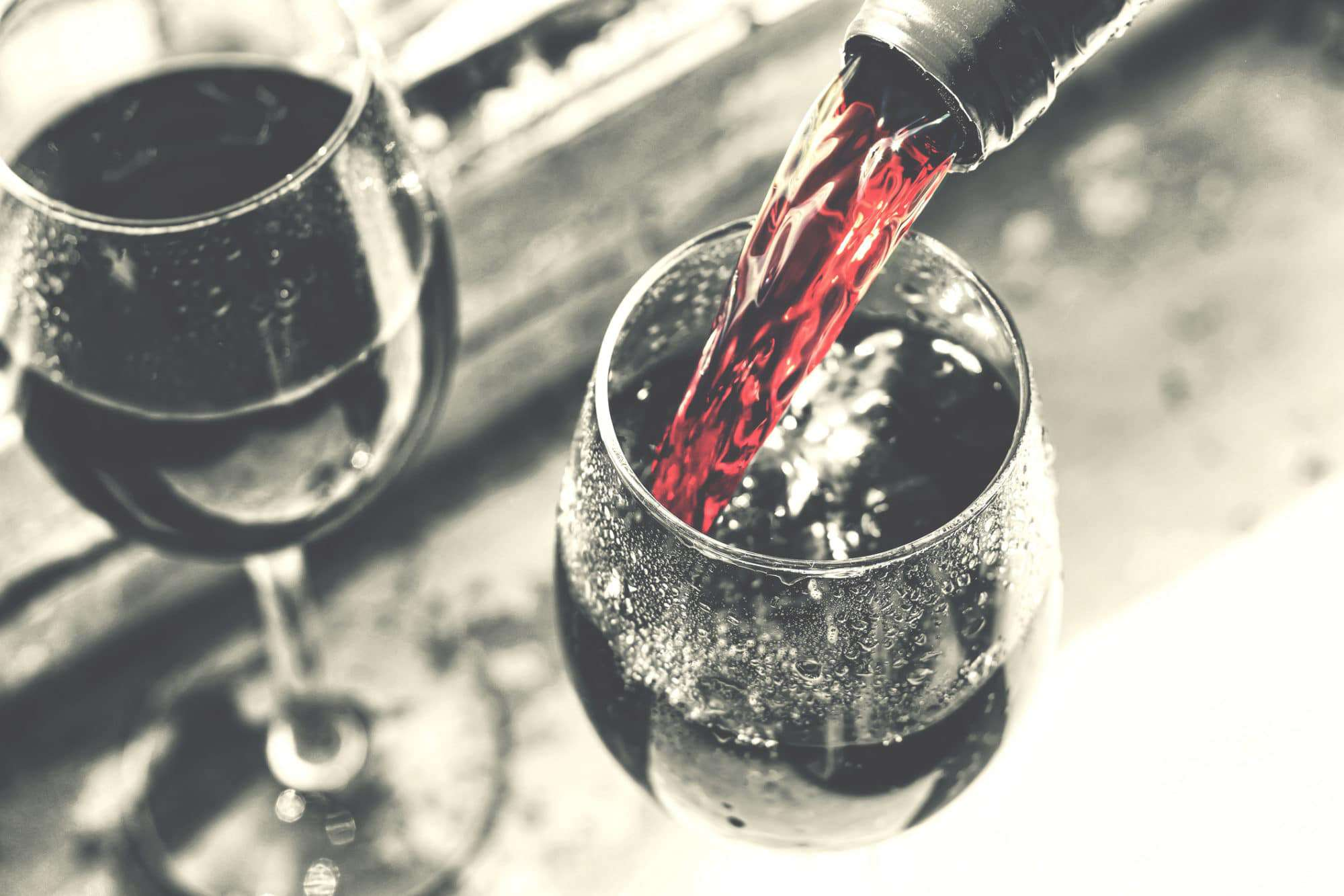 Louis Martini Cabarnet Souvignon red wine, types of red wine
