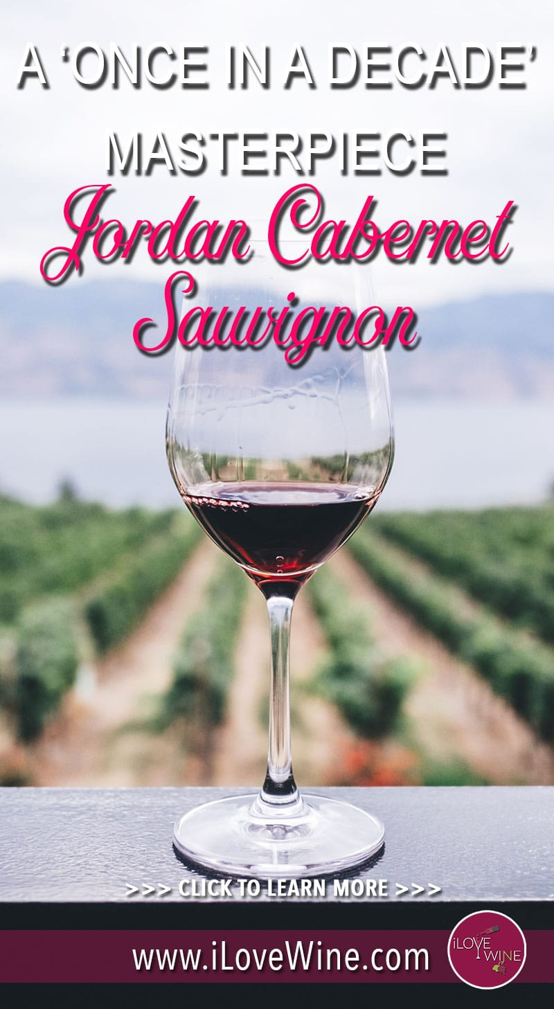 To create the Jordan Cabernet Sauvignon 2013, the winegrowers harvested their chosen grapes between September and October. Click to read more! Love wine | Jordan Cabernet Sauvignon Wine | Unique Wine | Sonoma County Winegrowers #lovewine #wine #JordanCabernetSauvignon