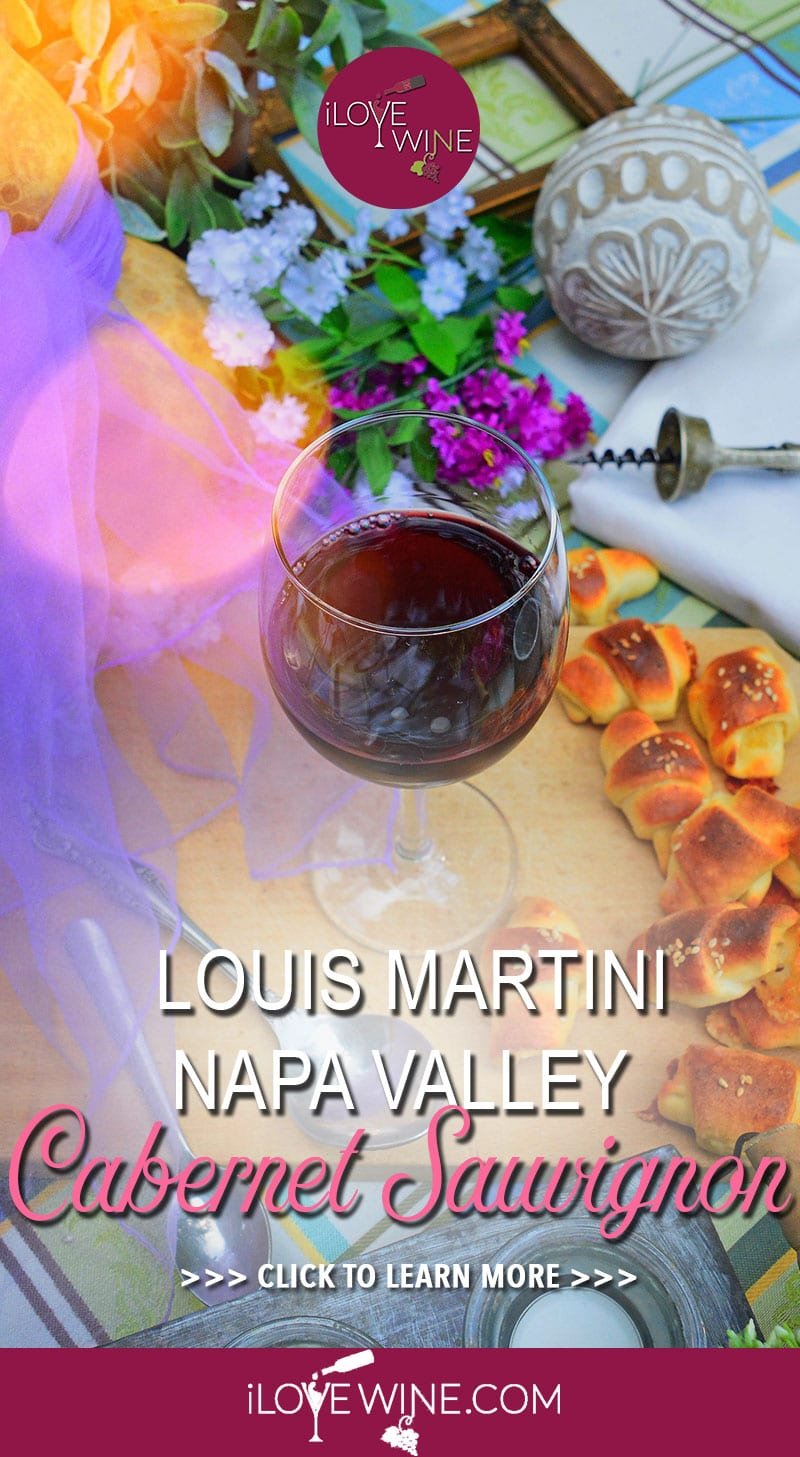 Louis Martini and the family of winemakers have been crafting world-class Cabernet Sauvignon for over 75 years. Click to learn more! Love wine | Cabernet Sauvignon Wine | Louis Martini Napa Valley Cabernet Sauvignon #lovewine #wine #CabernetSauvignon #napavalley