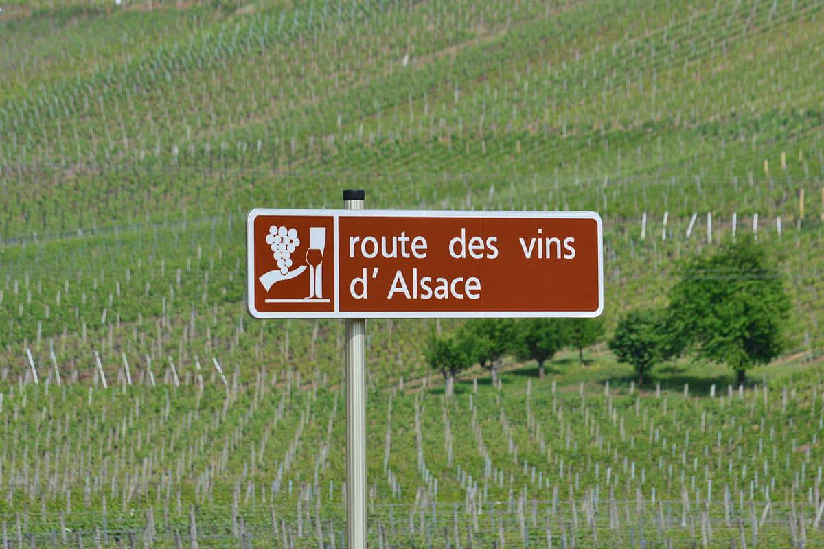 Alsace wine, French wine regions