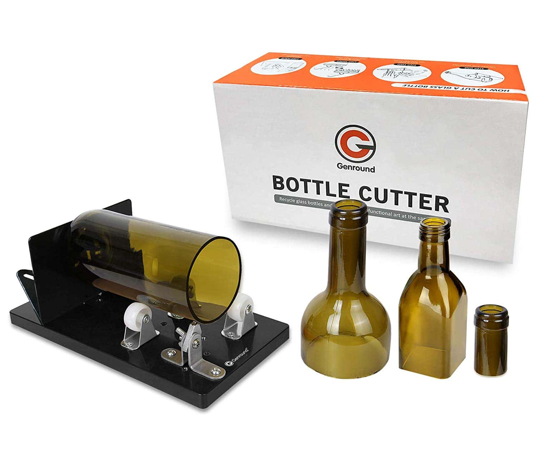 Bottle Cutter Kit to Make Glasses from Wine//Beer Bottles Edge Sanding Paper