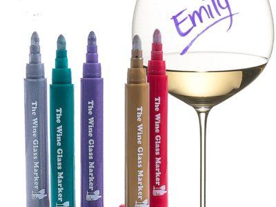 Best Wine Glass Marker