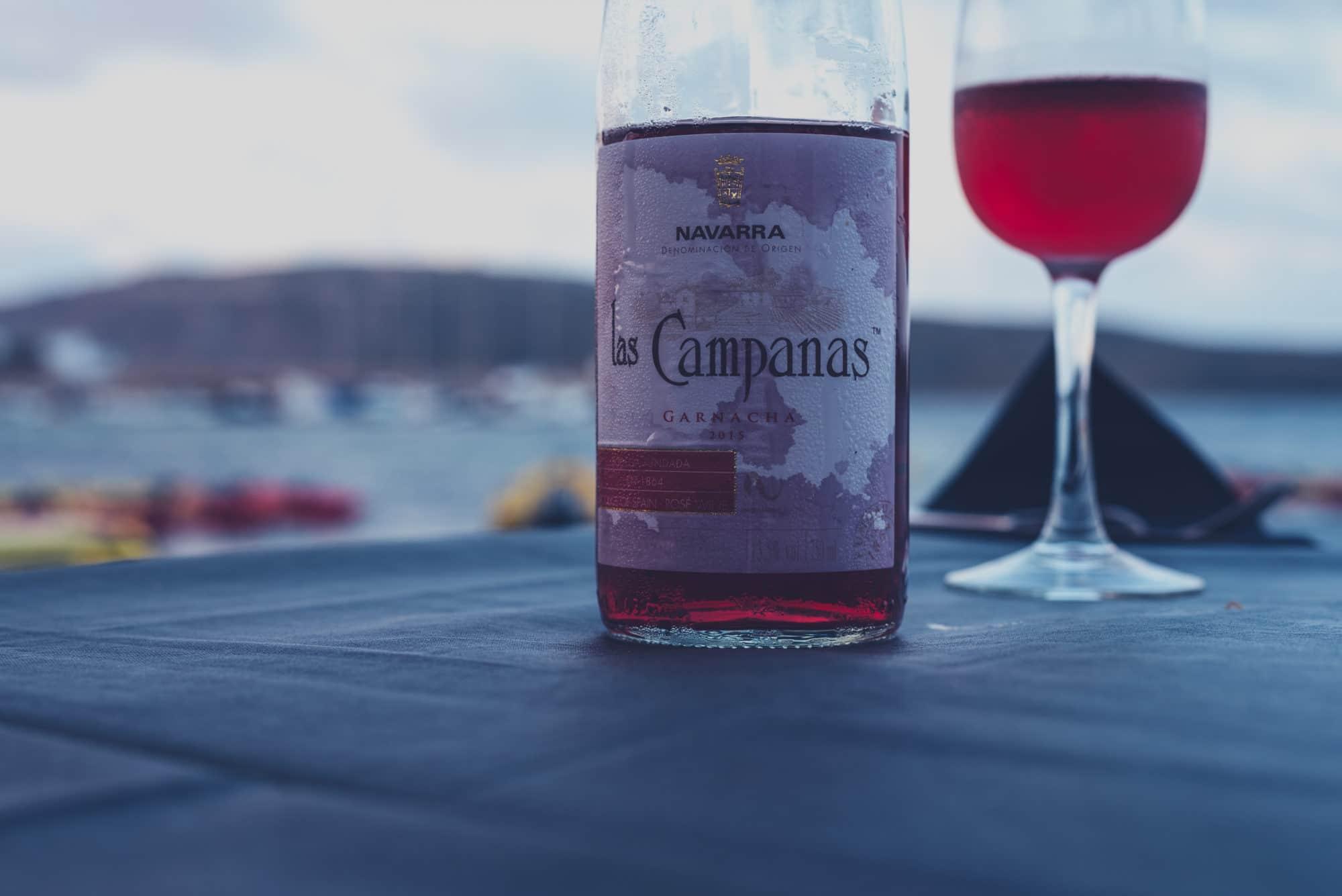 Garnacha Spanish wine regions