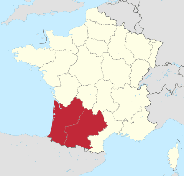 Southwest France wines French wine regions