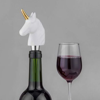 unique wine stoppers