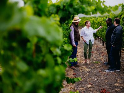 Rachel Martin and Oceano Wines: Making a Difference