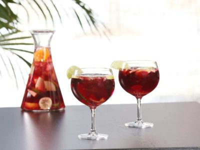 The Best Sangria Glasses in 2021