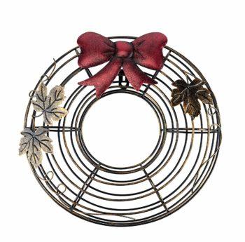 Best Cork Cage Wreath
